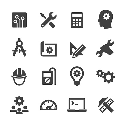 Engineering Icons - Acme Series