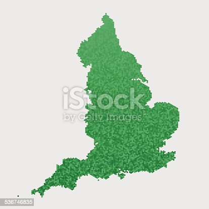 istock England Map Green Hexagon Pattern 536746835