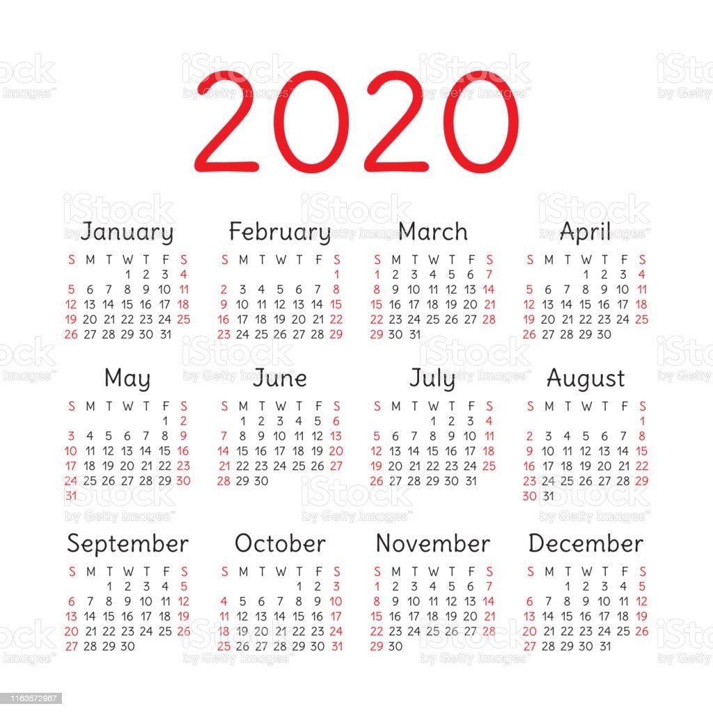 Kalender English