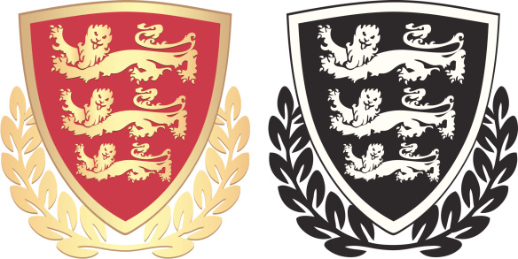 English Coat Of Arms