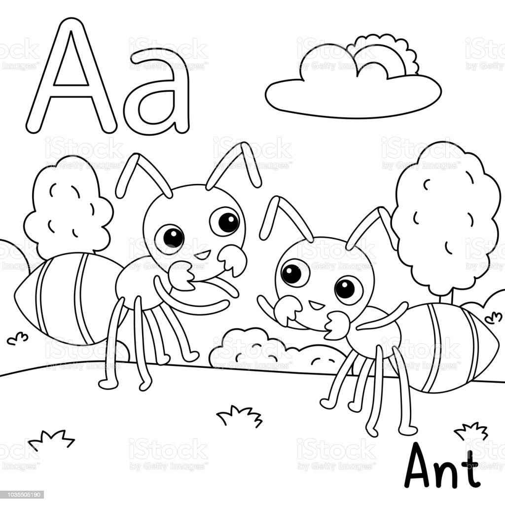 Kleurplaten Van Engels.Engels Pagina Ontwerp Voor Kind Vector Werkbladontwerp Kleurplaten