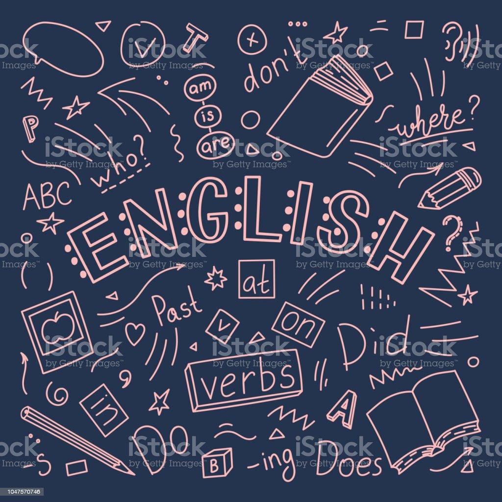 Englisch Stock