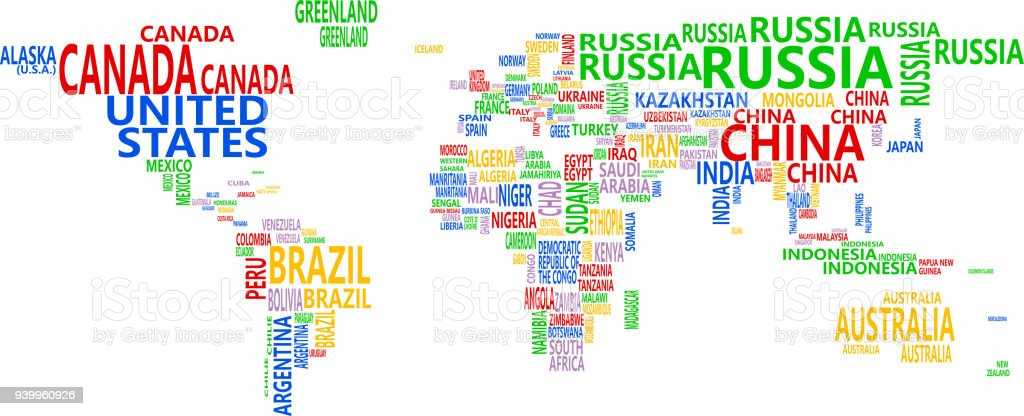 English world map stock vector art more images of abstract english world map royalty free english world map stock vector art amp more images gumiabroncs Image collections