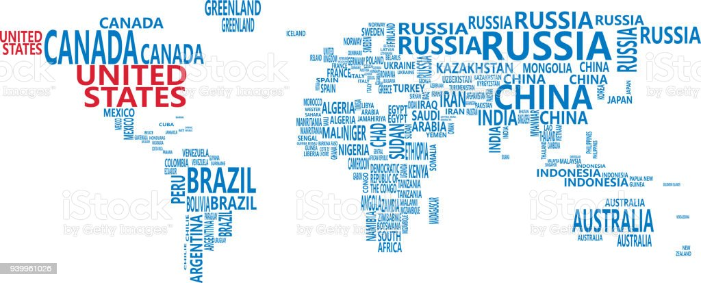English world map stock vector art more images of abstract english world map royalty free english world map stock vector art amp more images gumiabroncs Images
