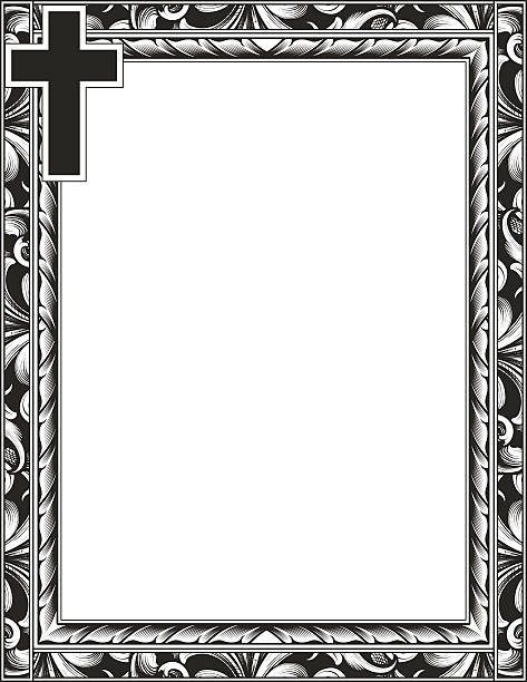 Royalty Free Religious Borders Clip Art, Vector Images ...