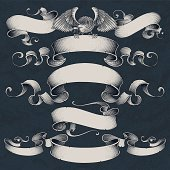 Engraved Ribbons Set