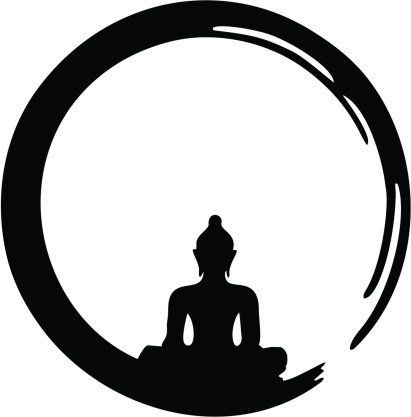 Enso - Zen Circle, Meditation, Buddha