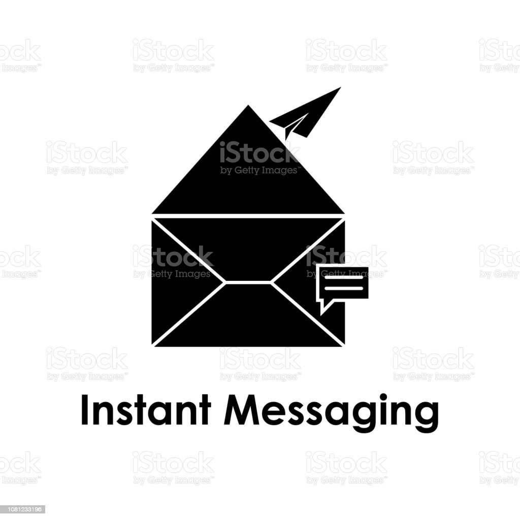 Envelope Comment Instant Messaging Icon One Of Business