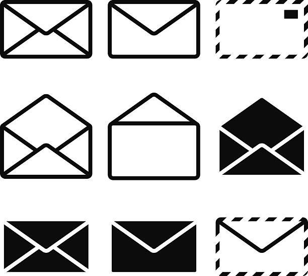 Flache-Symbol – Vektorgrafik