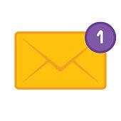 Envelope icon.