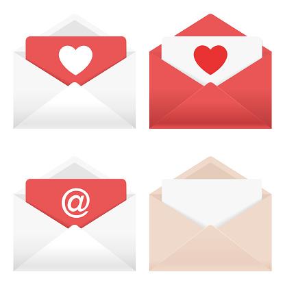 Envelope Mail Love
