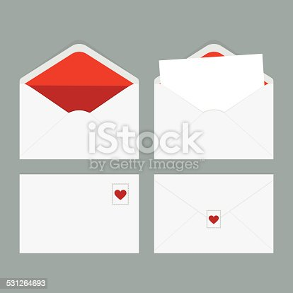Envelope Set (EPS 10)