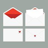 Envelope Set (EPS 10)