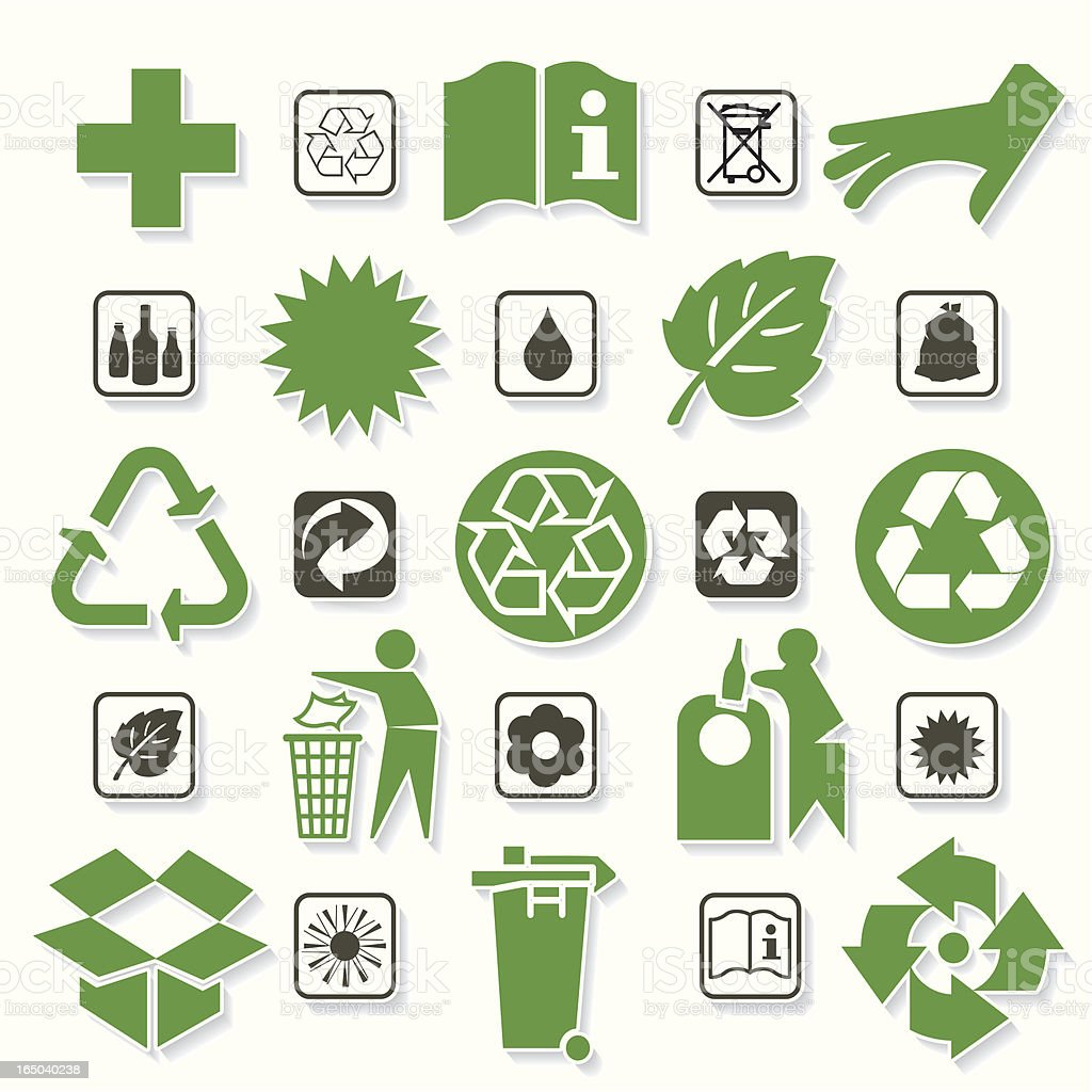 Envirocons royalty-free envirocons stock vector art & more images of advice