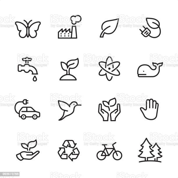 Environment conservation outline icon set vector id993673288?b=1&k=6&m=993673288&s=612x612&h=o8auc9kqndm99mjmulqtqsgpf fguyj3did3zsw4eoe=