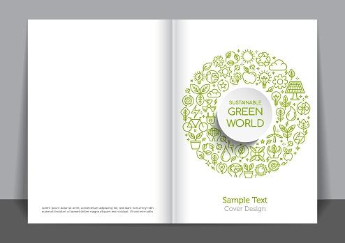 Environment Cover design