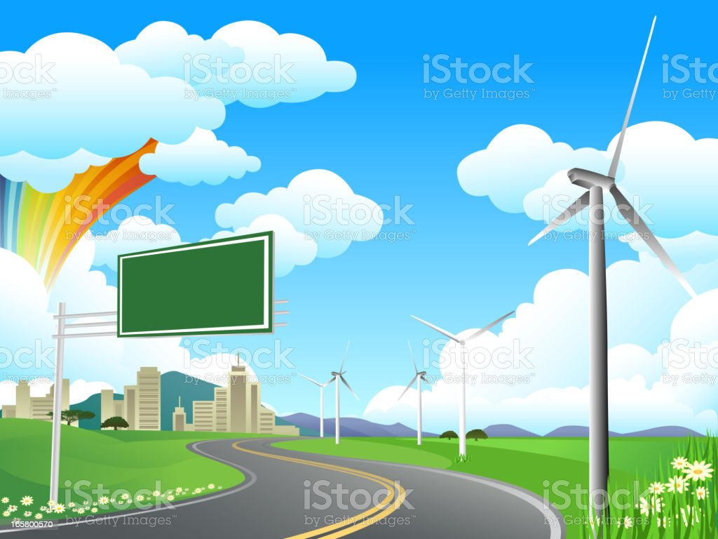 Environment Friendly Wind Power