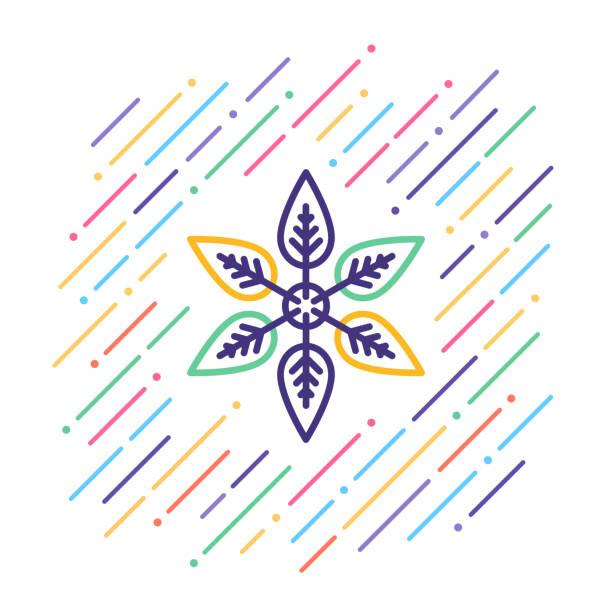 umwelt-line-symbol - herbstgemüseanbau stock-grafiken, -clipart, -cartoons und -symbole