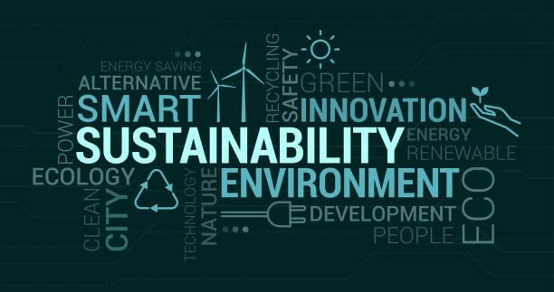 タグ クラウドの環境、スマート都市と持続可能性 - 環境問題点のイラスト素材/クリップアート素材/マンガ素材/アイコン素材