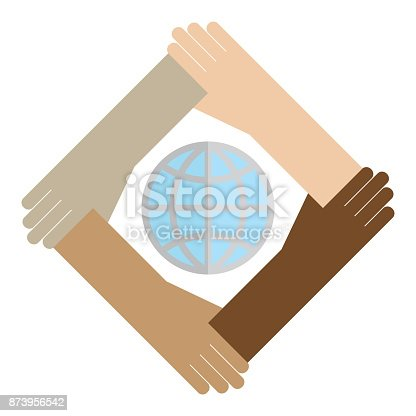 istock Environmental friendly the world 873956542