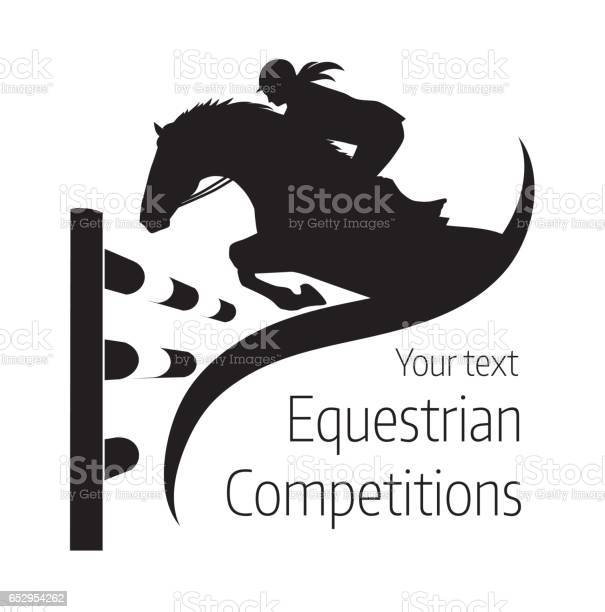 Equestrian competitions vector illustration of horse logo vector id652954262?b=1&k=6&m=652954262&s=612x612&h=vrsi74nkj3bflszjvz10ivknlgb23m1hfejgvuu9qre=