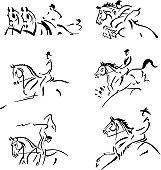 Equestrian olympics