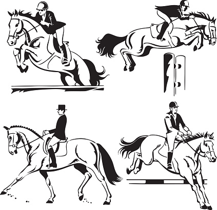 Equestrian - Show Jumping and Dressage