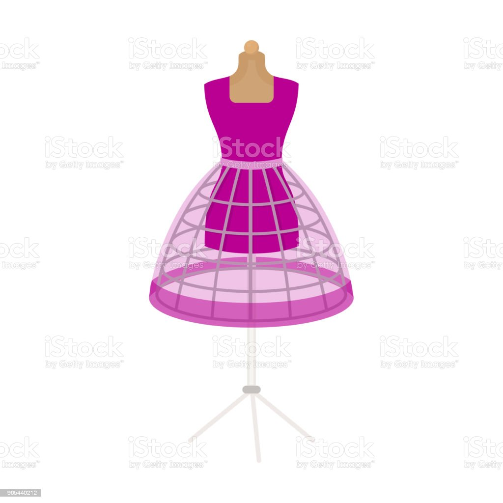 Equipment, mannequin for sewing women's clothing. Sewing and equipment single icon in cartoon style vector symbol stock illustration web. royalty-free equipment mannequin for sewing womens clothing sewing and equipment single icon in cartoon style vector symbol stock illustration web stock vector art & more images of basted