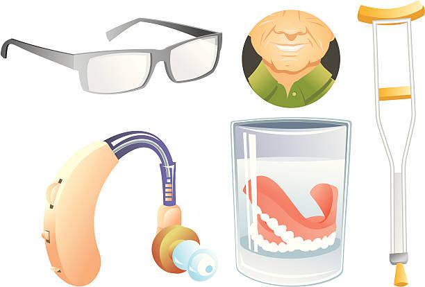 equipo ortopédico - hearing aid 幅插畫檔、美工圖案、卡通及圖標