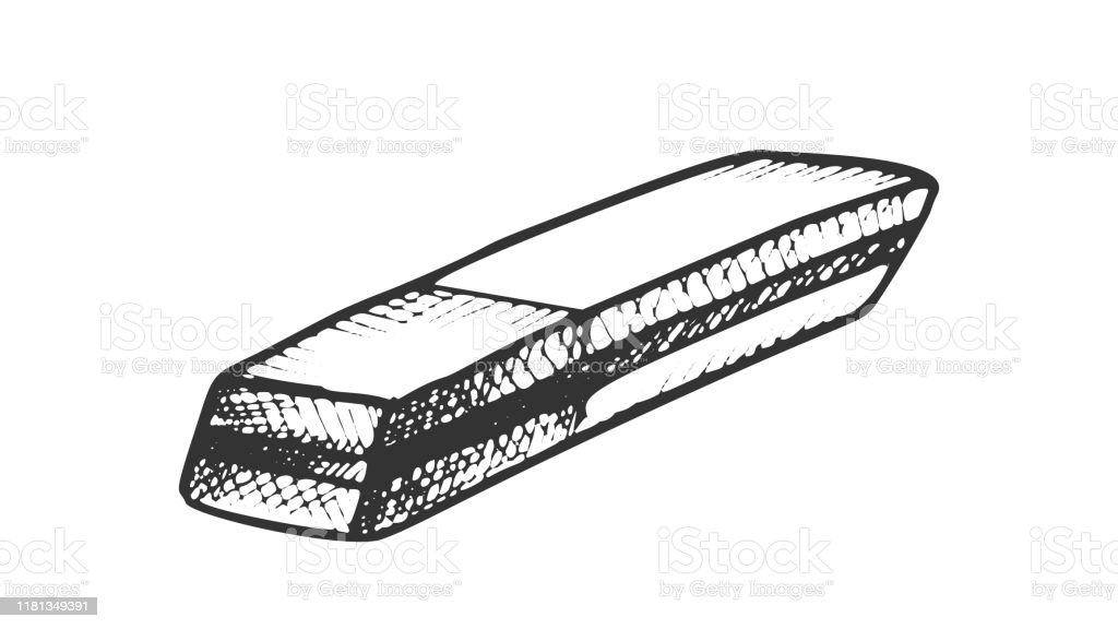 eraser stationery equipment monochrome vector stock illustration download image now istock https www istockphoto com vector eraser stationery equipment monochrome vector gm1181349391 331296891