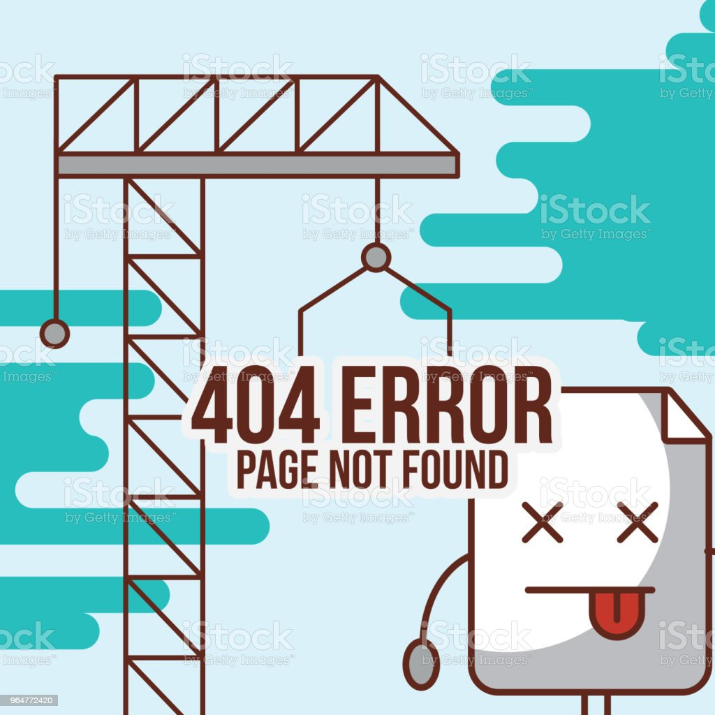 404 error page not found royalty-free 404 error page not found stock vector art & more images of accessibility