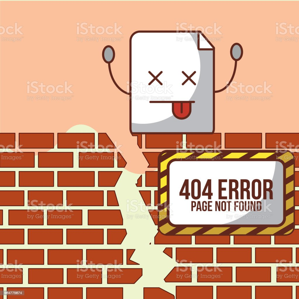 404 error page not found royalty-free 404 error page not found stock vector art & more images of assistance