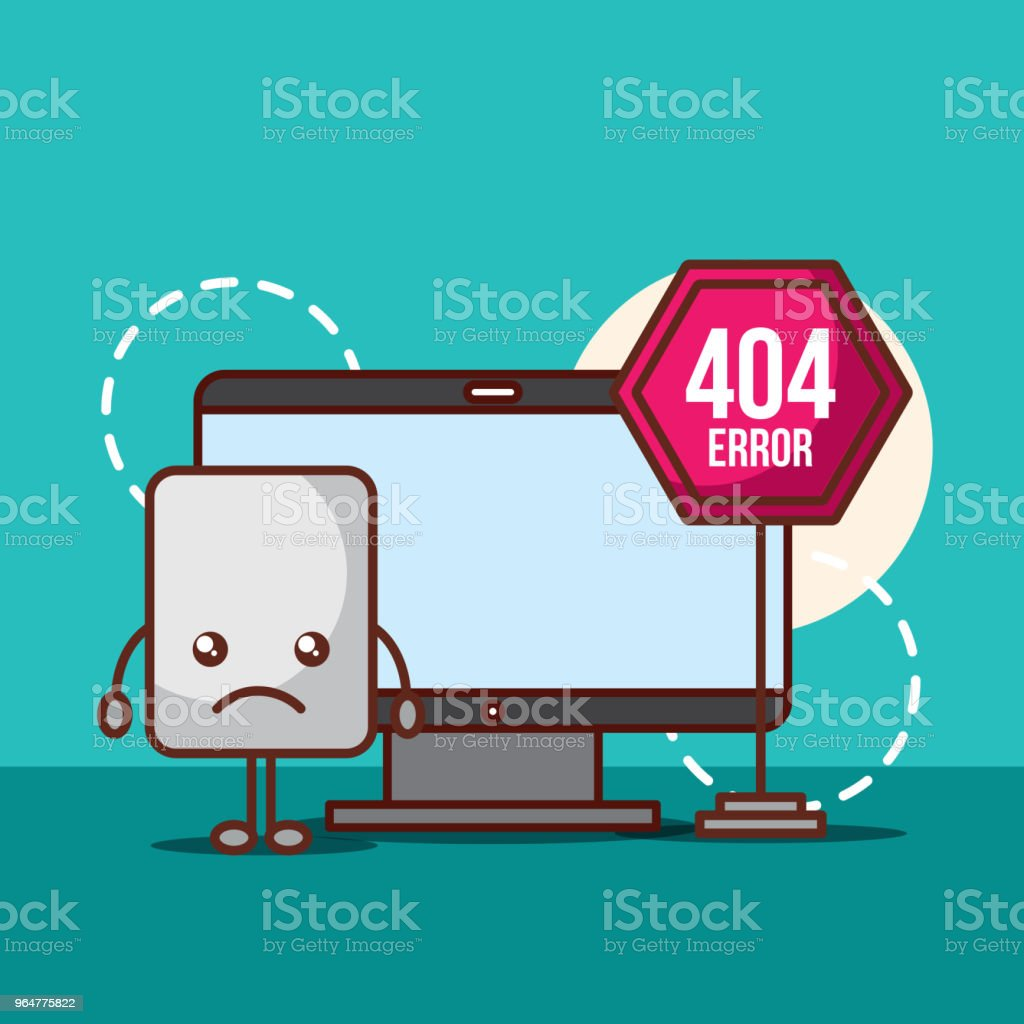 404 error page not found royalty-free 404 error page not found stock vector art & more images of alertness