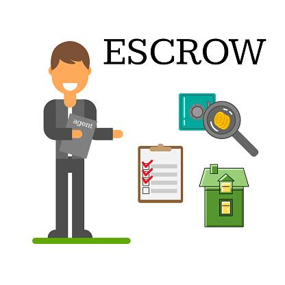 3rd party escrow service