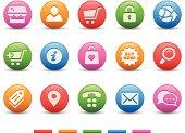 e-Shop Icons | Satin Series