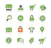 e-Shop Icons | Spring Series