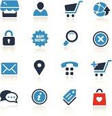 e-Shop Icons Two Colors | Pro Series