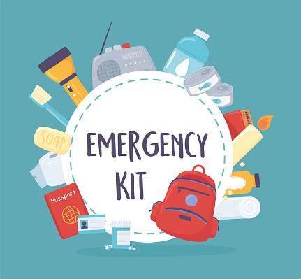 essential emergency kit
