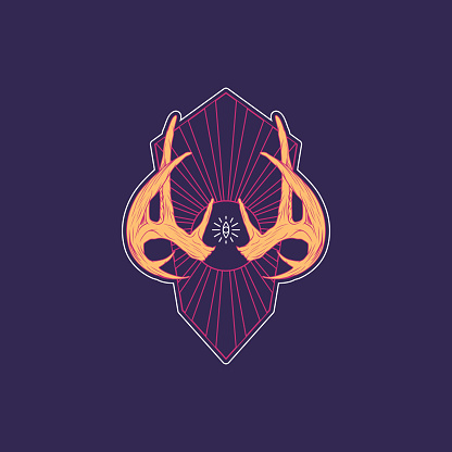 Ethereal Occult Clothing Industry Design Illustration