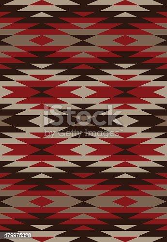 istock Ethnic background - Native American style 479975328