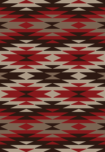 Ethnic background - Native American style