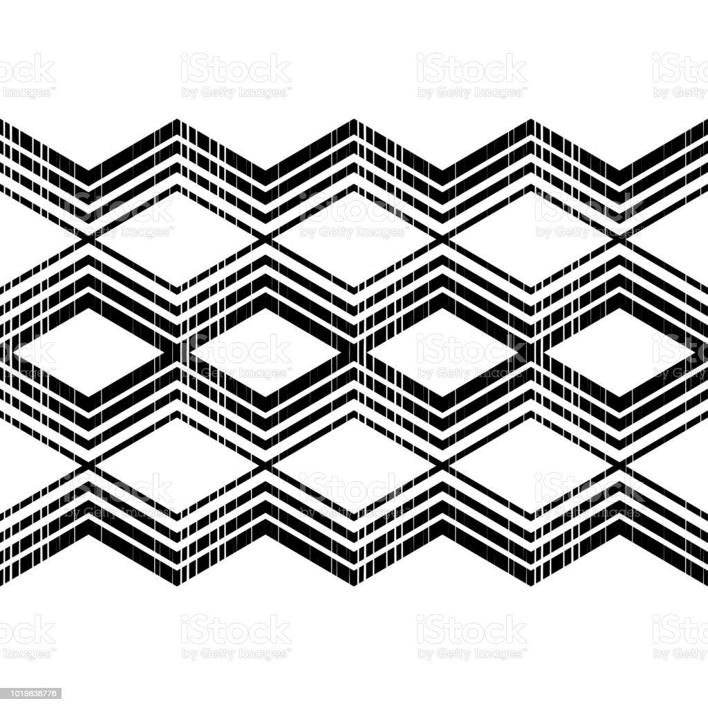 31ed5bee0139c Ethnic boho seamless pattern. Traditional ornament. Geometric background.  Tribal pattern. Folk motif. Textile rapport. - Illustration .