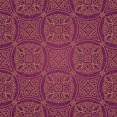 Ethnic decorative pattern.