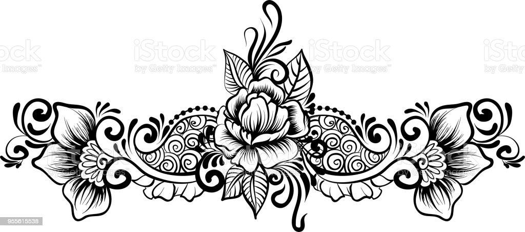 Ethnic Indian Clip Art