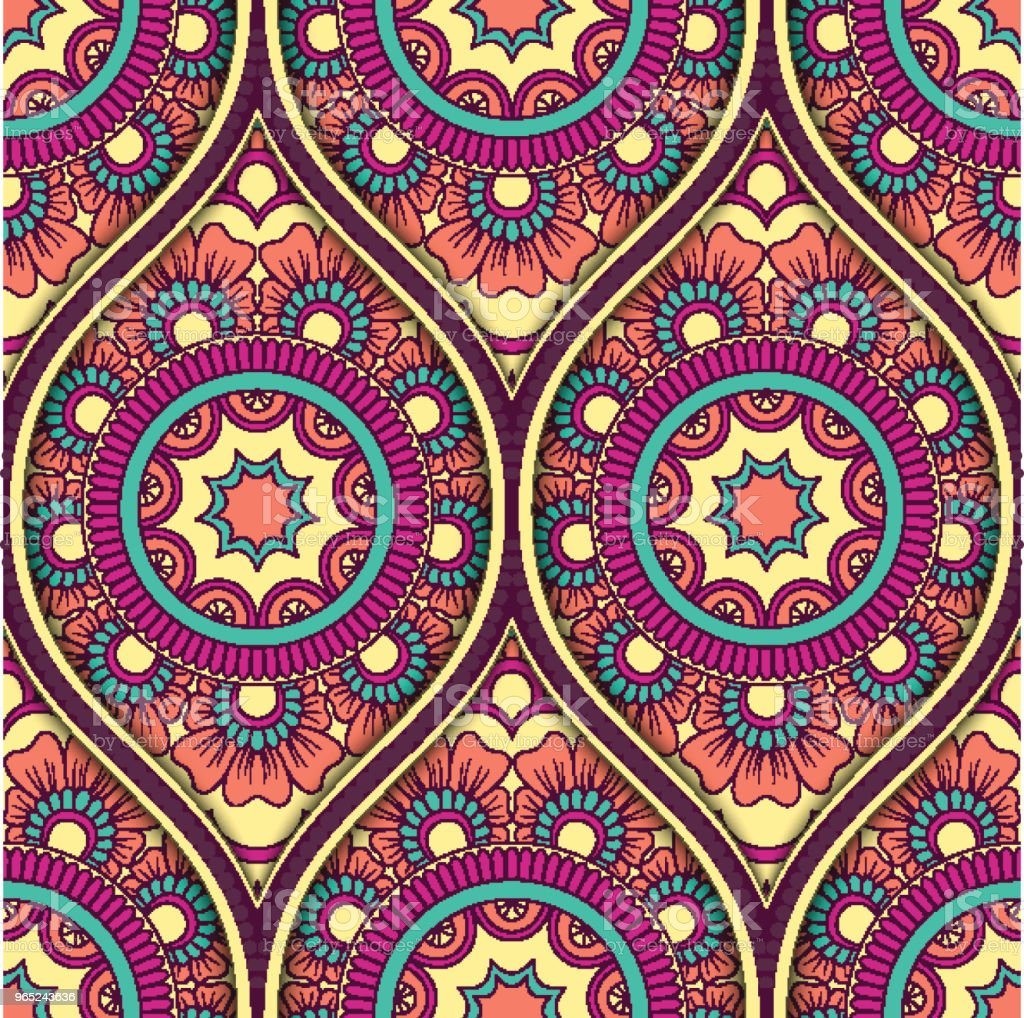 Ethnic seamless pattern royalty-free ethnic seamless pattern stock vector art & more images of abstract