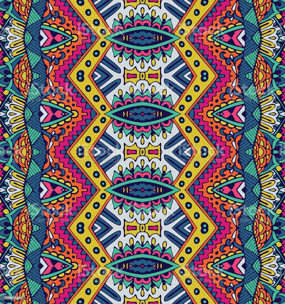 ethnic tribal ornamental pattern colorful royalty-free ethnic tribal ornamental pattern colorful stock vector art & more images of abstract
