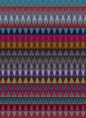 ethnicity  seamless pattern