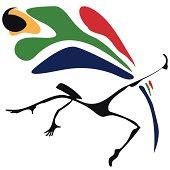 WM 2010 Ethno Style South Afrika