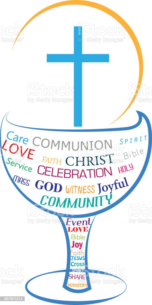Eucharist Holy Communion Symbol Stock Vector Art More Images Of