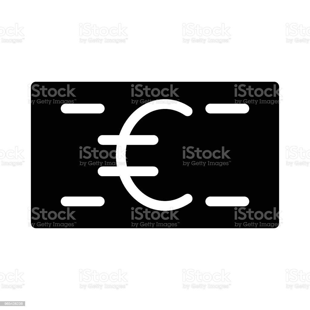 euro euro - stockowe grafiki wektorowe i więcej obrazów bank royalty-free